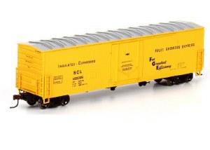 SCL/FGE 50' BOXCAR #490306