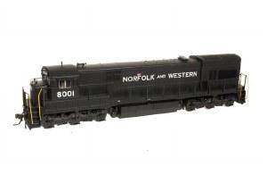 N&W U30C PHASE 3 #8001