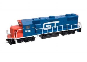 GRAND TRUNK GP38-2 #5831