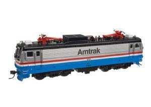 AMTRAK AEM-7 AS-DELIVERED #923