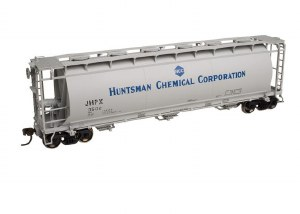 H C 3-BAY CYL HOPPER #3502