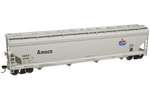 AMOCO COVERED HOPPER #6549