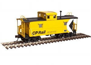 CP RAIL CUPOLA CABOOSE #437476