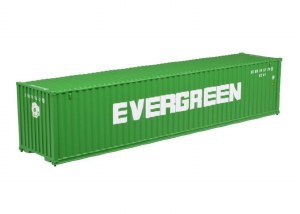 EVERGREEN CONTAINER 40' SET #2