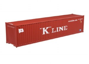 K-LINE CONTAINER 40' SET #1