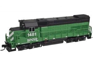 BNSF GP15-1 #1481