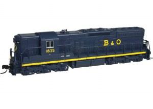 B&O SD-9 #1835
