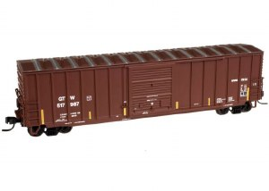 CN(GTW) 50' BOX CAR #517987