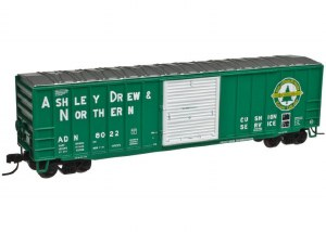 "AD&N ACF 50"" 6"" BOX CAR #8036"