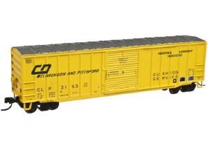 C&P BOX CAR #3131