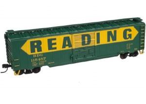 RDG 50' BOXCAR #115874