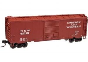 N&W 40' PS-1 BOX CAR #42100