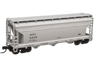 ACFX COVERED HOPPER #64153