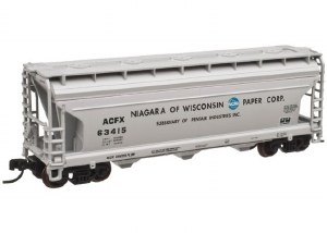 N OF W COVERED HOPPER #63403
