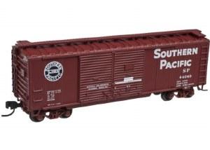 SP 40' DD BOXCAR #64007