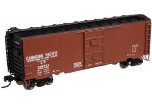 CP 40' PS-1 BOXCAR #268804