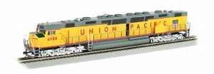 UP DD40AX CENTEN-DCC/SOUND