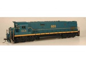 D&H ALCO C-628 #605