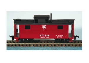 PRR N-5 CABOOSE KIT