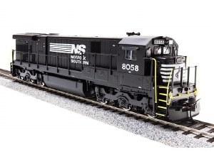 NS GE C30-7 #8038 SOUND