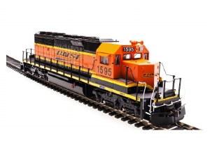 BNSF SD40-2 #1595 W/PARAGON2