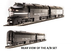 NYC BF-16 SHARKNOSE A/B SET