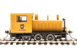 PGSC PLYMOUTH SWITCHER-DCC