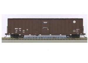 BNSF BOXCAR #727059