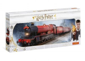 HARRY POTTER TRAIN SET