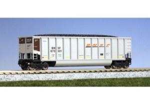 BNSF COALPORTER - 8-CAR SET