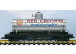 RED CROWN TANK CAR