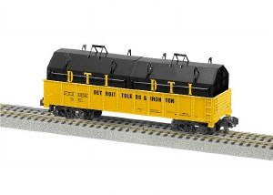 A/F DT&I GONDOLA W/COIL COVERS