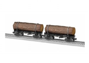LONG BELL SKELETON LOG CAR B