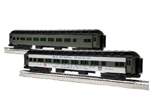 "SP 18"" PASSENGER COACHES 2-PAC"