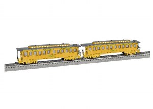 UP 1860'S COACH 2 PACK