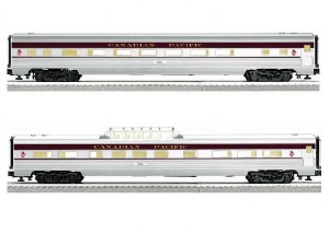 "CP 21"" PASSENGER CAR 2 PACK"
