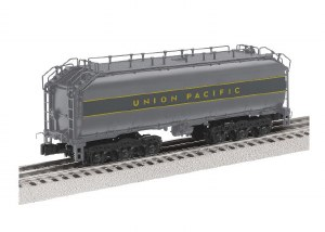 UP AUXILIARY WATER TENDER