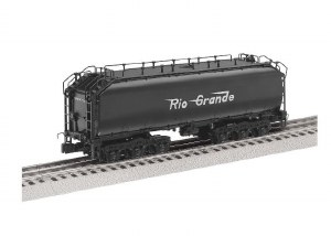 D&RGW AUXILIARY WATER TENDER