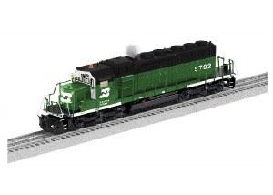 BN SD40-2 #6702