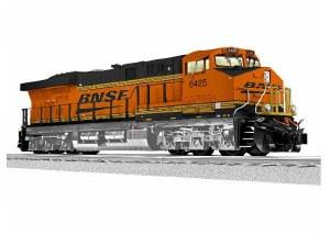 BNSF LEGACY ES44AC #6425