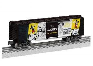 MICKEY TRUE ORIGINAL BOXCAR