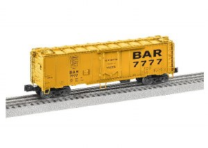 BAR 40' PLUG DOOR REEFER #7777