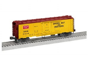 GB&W 40' PLUG DOOR REEFER