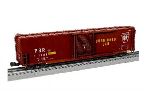 PRR 60' SINGLE DOOR BOXCAR