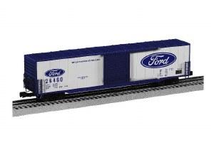 FORD 60' SINGLE DOOR BOXCAR