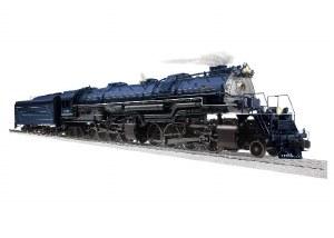 B&O EM-1 #7600 2-8-8-4 BLUE
