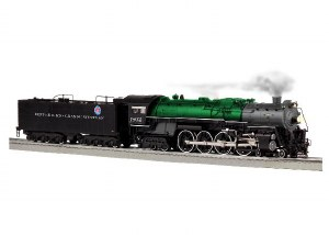 RG #1802 4-8-4 STEAM ENGINE