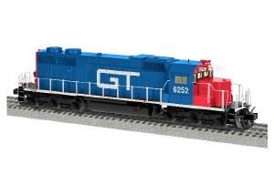 GTW SD38 #6252