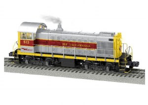 ERIE LACKAWANNA S-4 #513