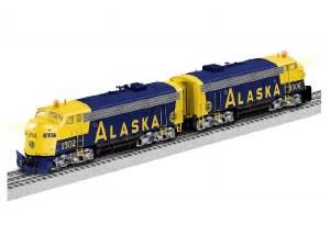 ALASKA RR F7 AA SET